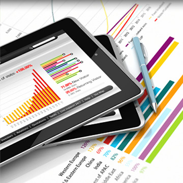 slide-tablet-and-graph